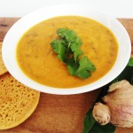 Red Curry and Pumpkin Soup
