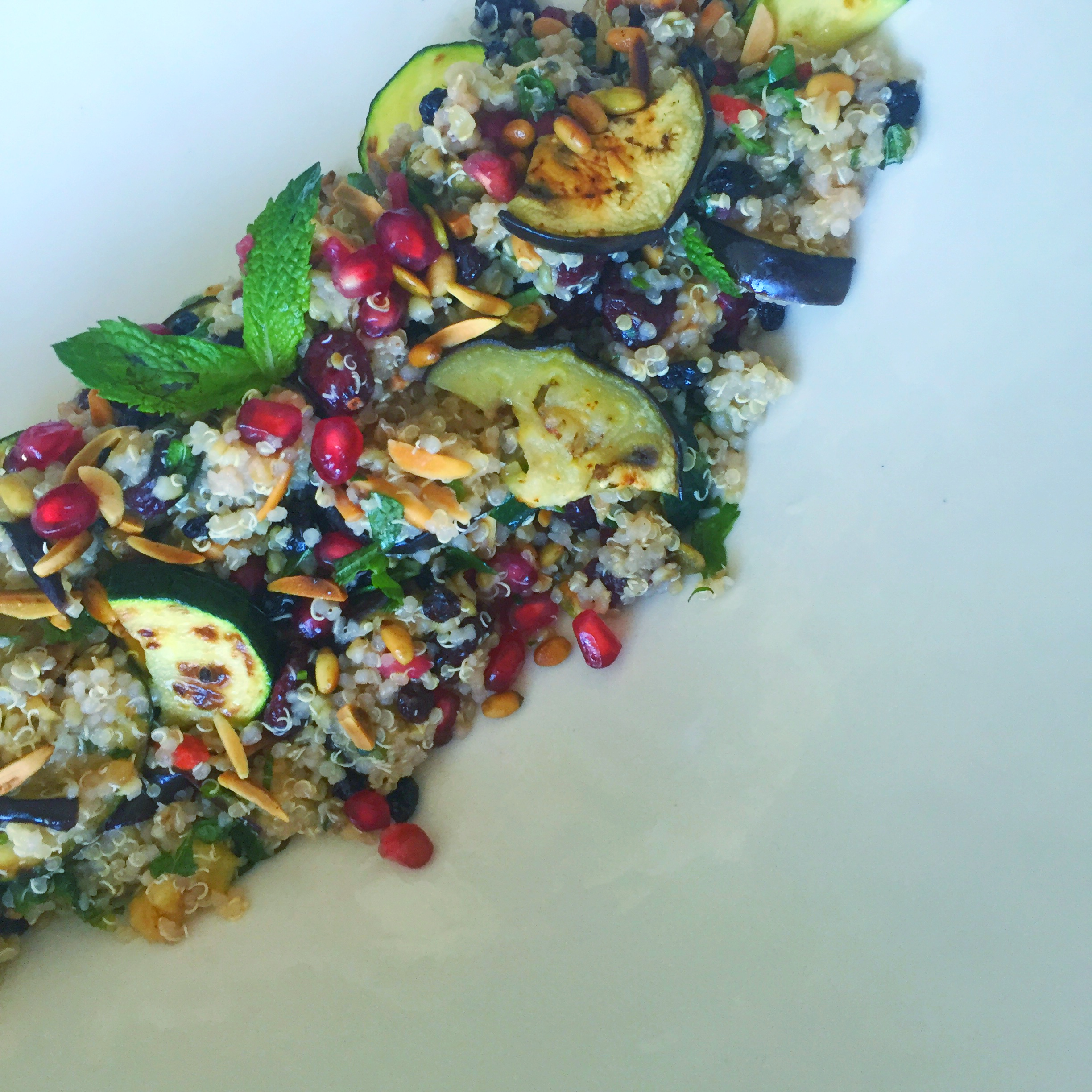 Superfood Grain Salad