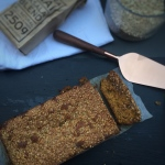 Spiced Chai Pumpkin Crumble Loaf