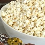 Coconut Salted Popcorn