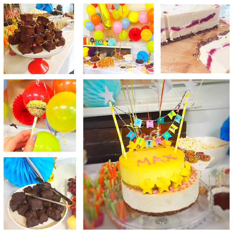 How To Throw A Junk Free Kids Birthday Party The Healthy Journey